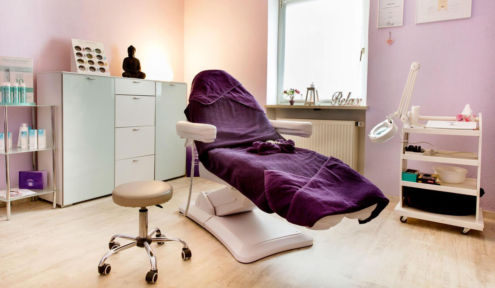 Kosmetik-Raum